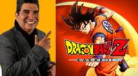 Ricardo Silva, voz de anime y Dragon Ball, está hospitalizado por COVID-19.
