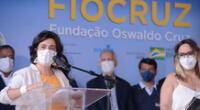 Fiocruz ayudará a cuadruplicar la actual producción de la Fundación Oswaldo Cruz (Fiocruz).