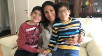 Madre peruana Natalia Lindo denuncia que en Dinamarca le arrebataron ilegalmente a sus dos hijos
