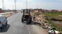 recogen más de 4 mil toneladas de basura en las calles de Chiclayo