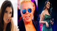 Lucía de la Cruz defiende que Yahaira Plasencia y Daniela Darcourt trabajen en programas de TV.