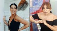 María Pía Copello aclara a Magaly Medina losmotivos de su estadía en Miami.