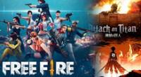 Free Fire ha sido el game más descargado en el 2020.