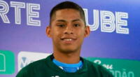 Kevin Quevedo jugará por dos temporadas con FBC Melgar.