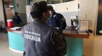 La Fiscalía Militar Policial de Tarapoto investiga al policía Edin Silva Torres por acoso sexual