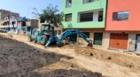 El alcalde del distrito ha invertido más de un millón de soles en proyectos para beneficiar a los vecinos del distrito de Independencia.