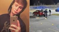 Timothy Wilks fue asesinado cuando intentaba simular un robo.