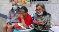 La familia Ramírez Minaya fue desalojada de su vivienda por no cancelar el alquiler desde 2014.