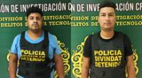 Detenidos ya están en manos de las autoridades.