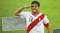 Claudio Pizarro tuvo un paso importante en la selección peruana.
