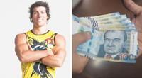 Patricio Parodi no responde sobre quién aparece en billetes de S/100.