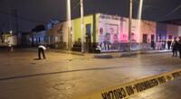 Uno de los fallecidos falleció camino al hospital. Había un menor de edad entre los lesionados.