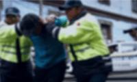Dictan prisión contra Anthony Augusto Ordoñez Castillo por asaltar con una réplica de arma de fuego a un policía en retiro