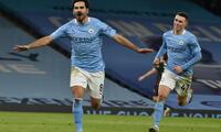 Manchester City  goleó 3-0 al Tottenham de Mourinho que alega que su equipo está cansado.