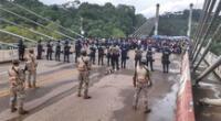 Ejército Peruano resguardan frontera entre Perú y Brasil