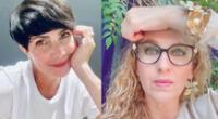 Almendra Gomelsky responde sobre supuesta infidelidad de su exesposo con Katia Condos.