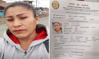 Los familiares de Blanca Llanqui Estalla piden ayuda para encontrarla. Se encuentra desaparecida desde el 14 de febrero.