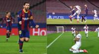 Sigue todas las incidencias del Barcelona vs PSG en Champions League por El Popular.