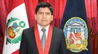 La OCMA investiga al ex presidente de la Corte de Ica, Nelson Pinedo OB por favorecer a una jueza