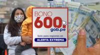 ¿Cómo saber si ya me hicieron el depósito del bono 600?
