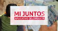 Lista de hogares beneficiados del bono de 200 soles - Programa Mi Juntos