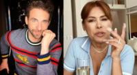Rodrigo González reclama en vivo a Magaly Medina por no darle créditos a su programa