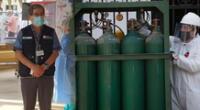 Déficit de oxígeno medicinal en Perú.