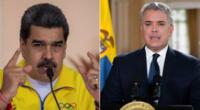 """Nicolás Maduro criticó la creación de un """"comando especial"""", impulsado por Guaidó y Duque."""