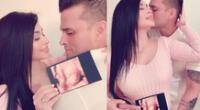 Pamela Franco y Christian Domínguez presentan el cuarto de su bebé.