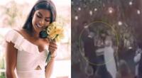 Ivana Yturbe y Beto da Silva: Detalles inéditos de su boda captados por Amor y Fuego .