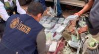 Condenan a 15 años de cárcel contra cuatro policías por apoderarse de drogas de unos narcotraficantes