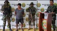 Poder Judicial declaró improcedente hábeas corpus que presentó Jorge Javier Medina Gavilán acusado por drogas