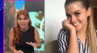 Magaly Medina aconseja a Brunella Horna sobre Richard Acuña.