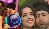 Rosángela Espinoza recordó su romance con Zumba en Combate.