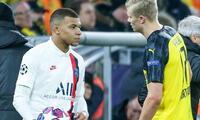 Son en la actualidad Mbappé y Haaland los mejores jugadores de la Champions League.