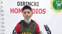 Hombre mata a su pareja en el Cercado de Lima.