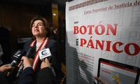 Botón de pánico será implementado en 12 instituciones judiciales