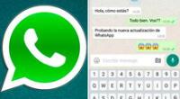 """""""Estuvimos reflexionando sobre cómo podríamos haber comunicado mejor esta información"""", indicó WhatsApp."""