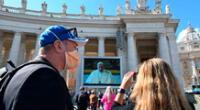 El Vaticano ha seguido las medidas dadas por las autoridades de Italia