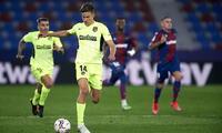 Atlético Madrid y  Levante   después de tres días vuelven a encontrarse.
