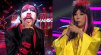 Imitador de Marilyn Manson derrota a 'Yola Polastry'