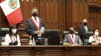 Alistan moción de censura contra mesa directiva liderada por Francisco Sagasti.