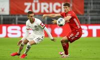 Bayer Múnich mordió el polvo de la derrota ante Eintracht .