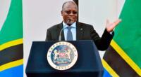 Presidente de Tanzania vuelve a generar polémica con sus declaraciones sobre el coronavirus.
