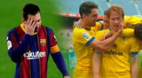 Barcelona no pudo con Cádiz y se aleja del Atlético de Madrid.