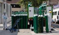 De acuerdo al último reporte de la Defensoría del Pueblo, 14 nosocomios y centros de salud carecen de oxígeno.