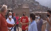 Vecinos de Villa María del Triunfo denuncian falta de agua desde hace dos semanas