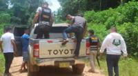 rescatan a menor secuestrada