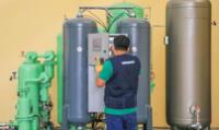 Pisco recibirá dos plantas de oxígeno medicinal para enfrentar la emergencia sanitaria.
