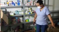 Delincuentes robaron mercadería de una botica ubicada en San Juan de Lurigancho. Se llevaron alrededor de 40 cajas del almacén con productos farmacéuticos.